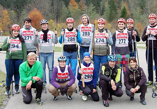Teamevent Special Biathlon
